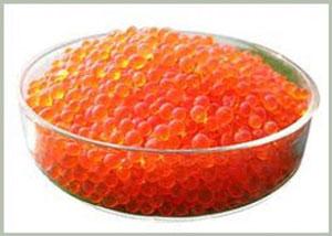 Hạt hút ẩm Silica gel màu cam