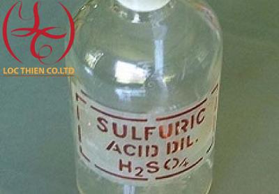 Acid sulfuric - H2SO4