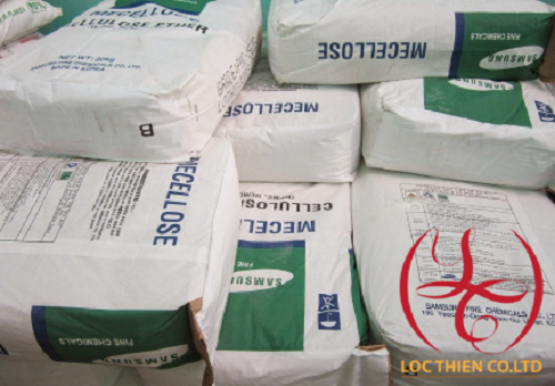 Tạo đặc - HEC - Cellulose ether