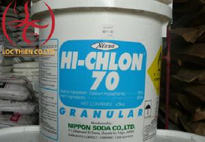 Ca(OCL)2- Calcium hypochloride