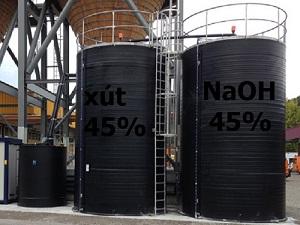 Sodium Hydroxide – NaOH 45