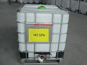 HCL (Acid chlohydric)