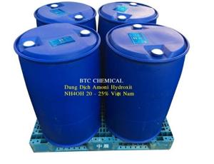 Amoniac Lỏng NH4OH