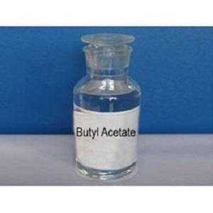 CH3COO(CH2)3CH3 (Butyl axetate)