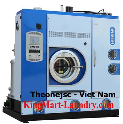 Máy giặt khô Nhật thế hệ 5 công suất 16kg
