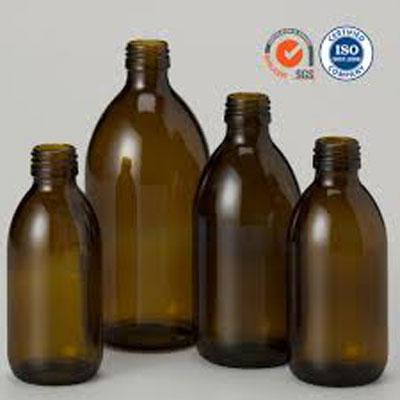 Chai Thủy Tinh Siro, Syrup 250ml