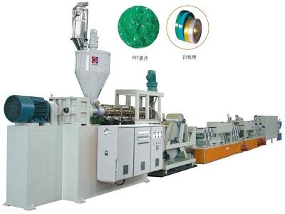 Dây chuyền sản xuất dây đai nhựa PP và PET