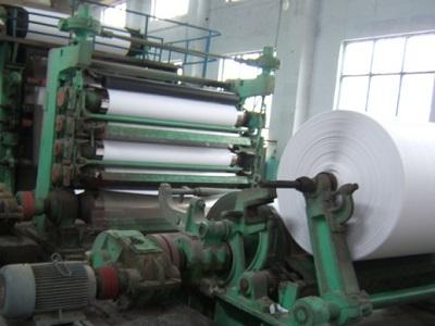Dây chuyền sản xuất giấy các loại