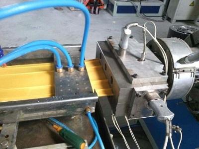 Dây chuyền sản xuất băng cản nước từ nhựa PVC
