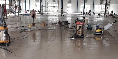 Dịch vụ tổng vệ sinh sau xây dựng tại Bình Dương