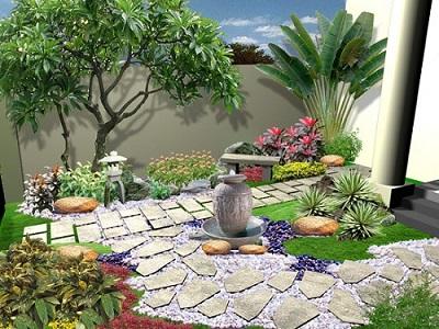 Thiết Kế Sân Vườn Hồ Chí Minh