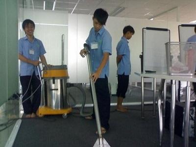 Dịch vụ vệ sinh công nghiệp tại Hải Dương