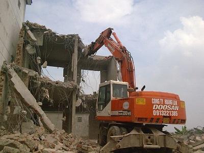 Dịch vụ vận chuyển xử lý rác thải xây dựng tại Hưng Yên