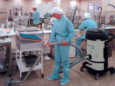 Dịch vụ vệ sinh công nghiệp bệnh viện