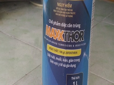 Thuốc diệt muỗi MAXXTHOR