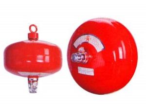 Bình cầu chữa cháy tự động