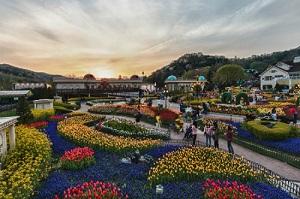 Tour Seoul- Everland- Đảo Nami 5N4Đ