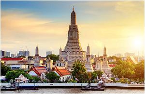 Tour Bangkok Pattaya 5N4Đ