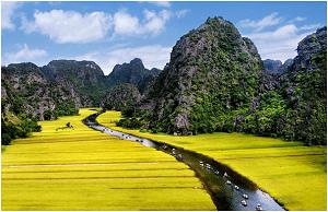 Tour Ninh Bình 1 Ngày- Hàng Múa - Tràng An - Hoa Lư