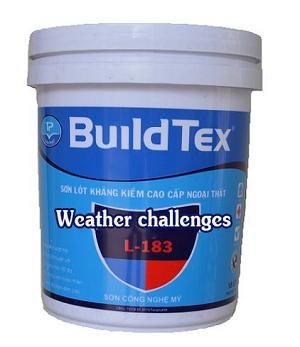 BuildTex - Sơn lót kháng kiềm cao cấp ngoại thất