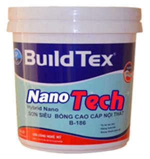 BuildTex - Sơn siêu bóng cao cấp nội thất