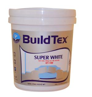 BuildTex - Sơn siêu trắng cao cấp