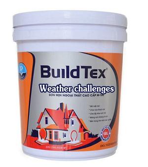 BuildTex - Sơn mịn ngoại thất cao cấp
