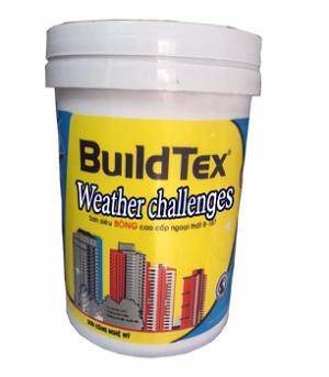 BuildTex - Sơn bóng ngoại thất cao cấp