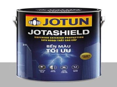 Sơn Jotun bền màu tối ưu Jotashield 5L