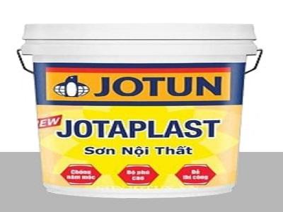 Sơn Jotun Jotaplast trong nhà