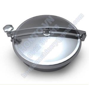 Cửa áp thường bồn Tank Inox tròn HONTO-B-YAB