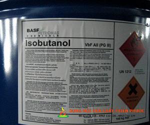 Dung Môi Iso Butanol