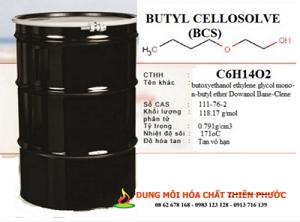 Dung Môi Butyl Cellosolve (BCS)