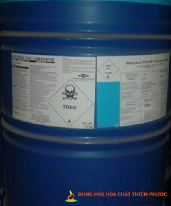 Dung Môi Methylene Chloride