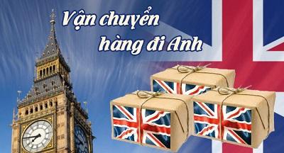 Vận chuyển hàng đi Anh