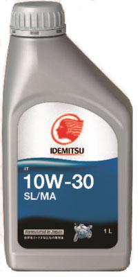 Dầu xe máy IDEMITSU 4T SL 10W30 MA