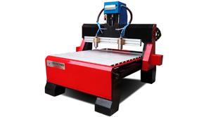 Máy khắc gỗ mini CNC 2 đầu