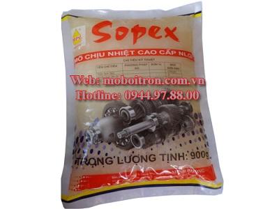Mỡ chịu nhiệt Sopex trắng
