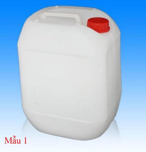 Can nhựa 10 lít đựng hóa chất