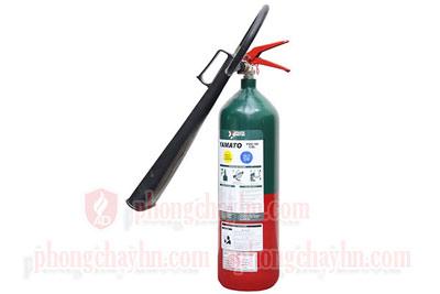 Bình chữa cháy khí CO2 Yamato