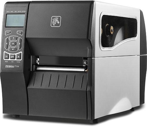 Máy in mã vạch hiệu Zebra ZT420