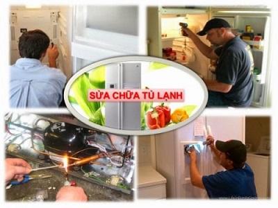 Sửa chữa tủ lạnh tại nhà khu vực Biên Hoà