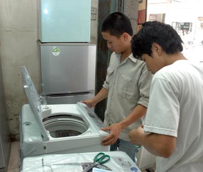 Sửa chữa máy giặt tại nhà khu vực Biên Hoà