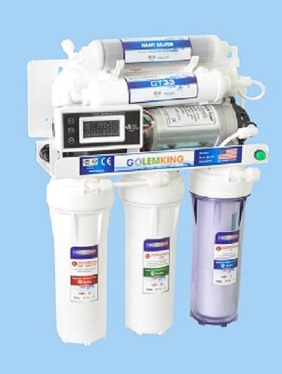 Máy lọc nước Golemking thông minh 6 cấp GLT06