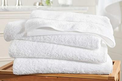 Giẻ Lau Cotton Từ Khăn Bông Tắm