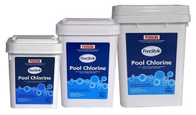 Chlorine khử trùng