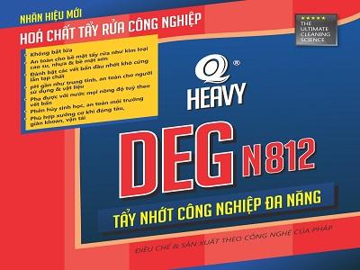Chất tẩy dầu nhớt DEG N812