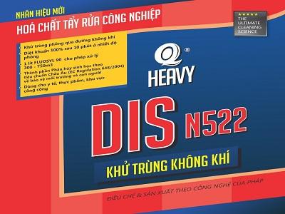 Chất khử trùng công nghiệp DIS N522