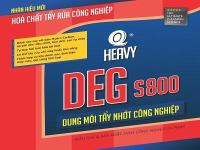 Chất tẩy dầu nhớt DEG S800