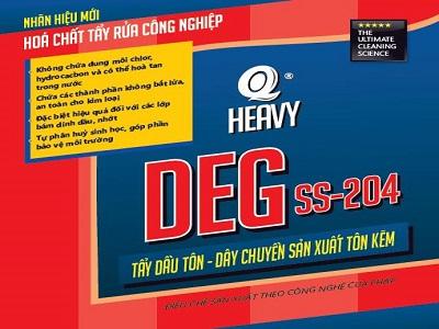 Chất tẩy dầu nhớt DEG SS204